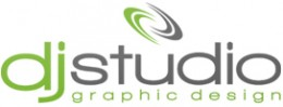 DJ STUDIO graphic design