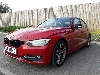 2013 BMW F30 3 Series 2.0 320d Melbourne Red