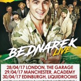 KAMIL BEDNAREK - UK TOUR 2017